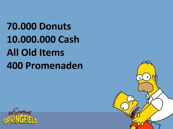 70000 Donuts Pack
